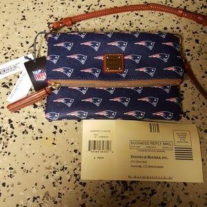 Dooney & Bourke New England Patriots crossbody